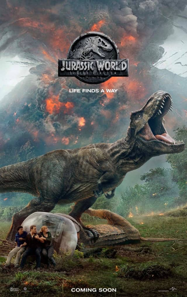 Jurassic World: Fallen Kingdom (2018) – Review