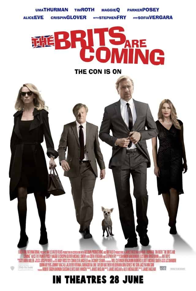 The Brits Are Coming (2018) – Review
