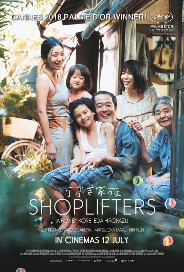 Shoplifters (万引き家族) (2018) – Review