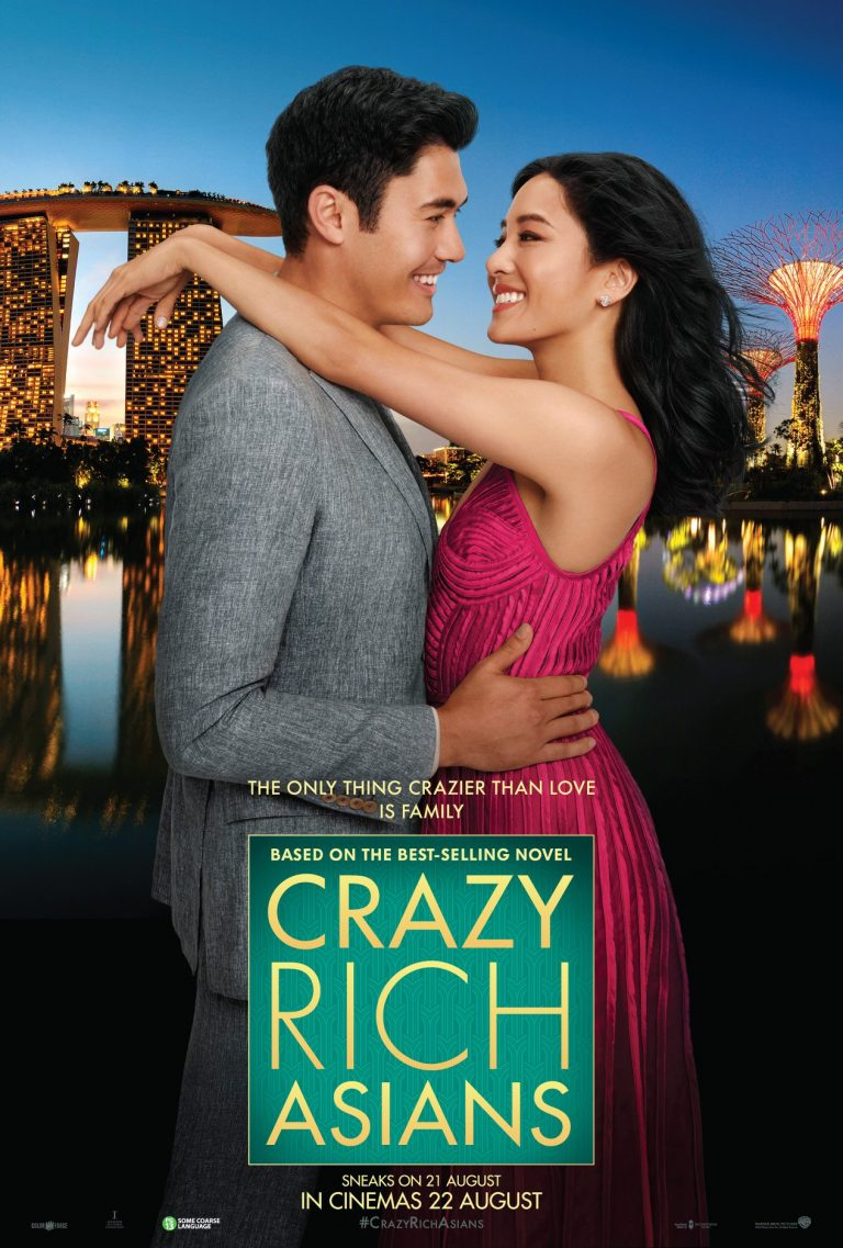 Crazy Rich Asians (2018) – Review