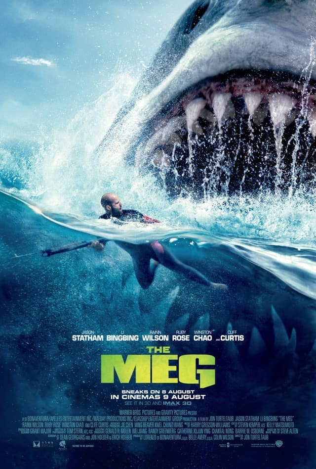 The Meg (2018) – Review
