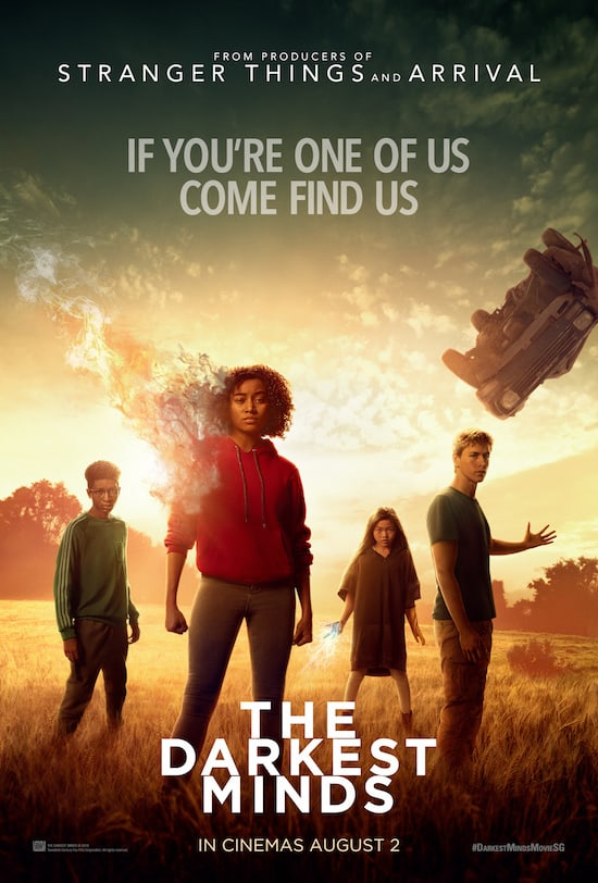 The Darkest Minds (2018) – Review