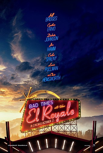 Bad Times At The El Royale (2018) – Review