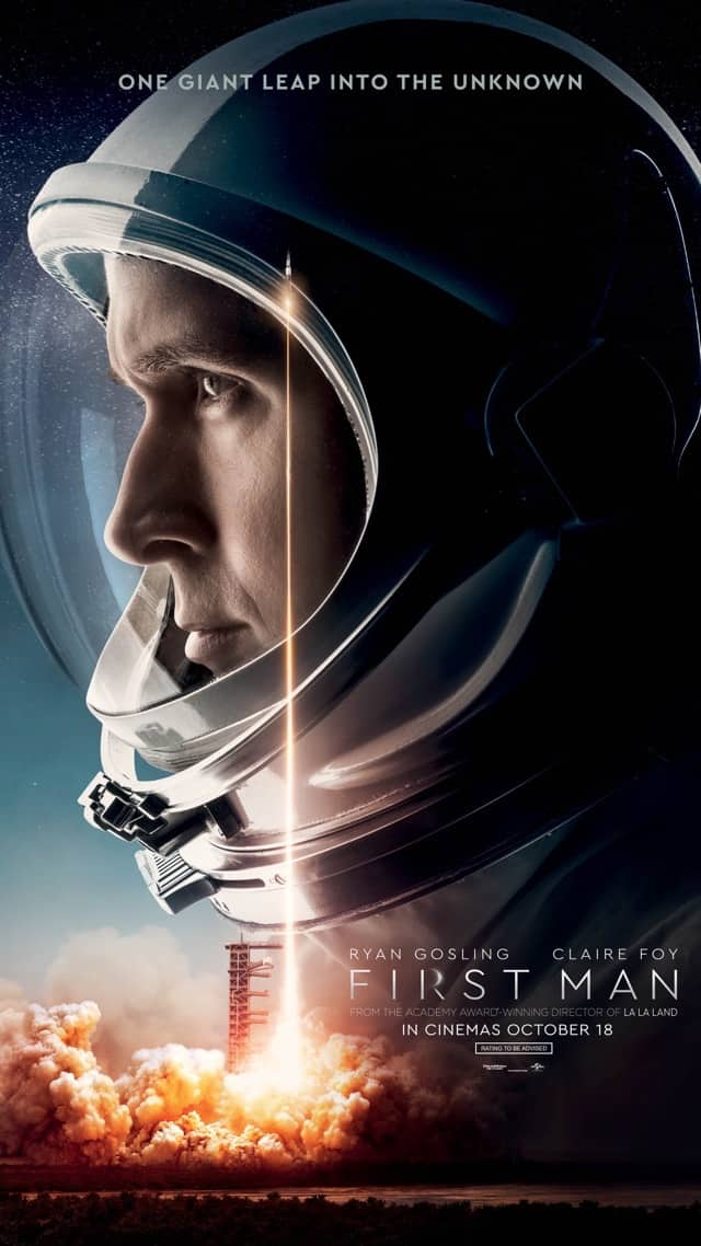First Man (2018) – Review