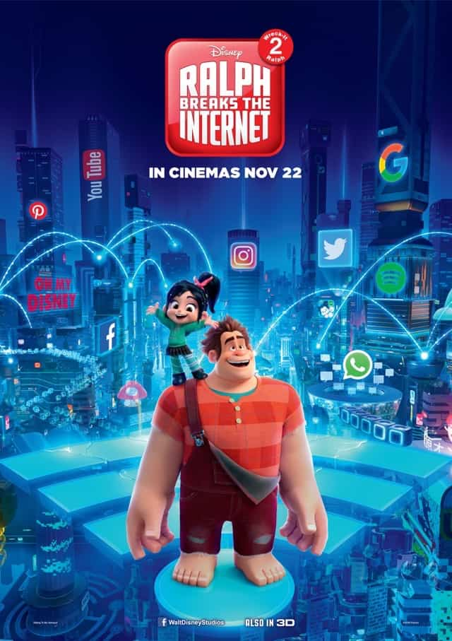 Ralph Breaks The Internet (2018) – Review