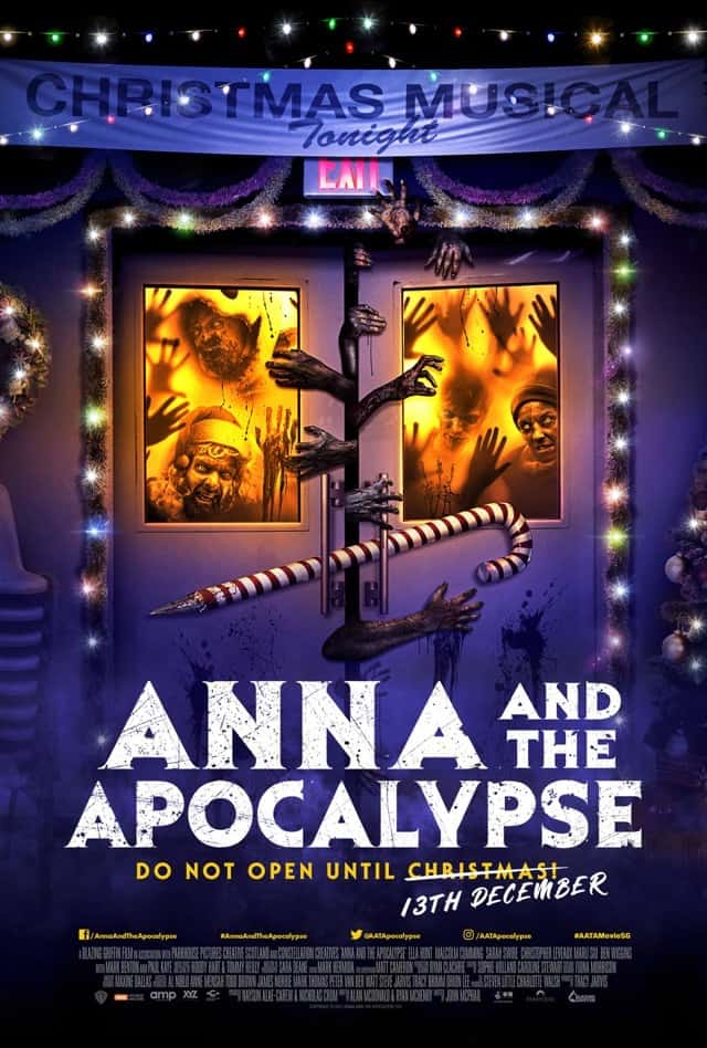 Anna And The Apocalypse (2018) – Review