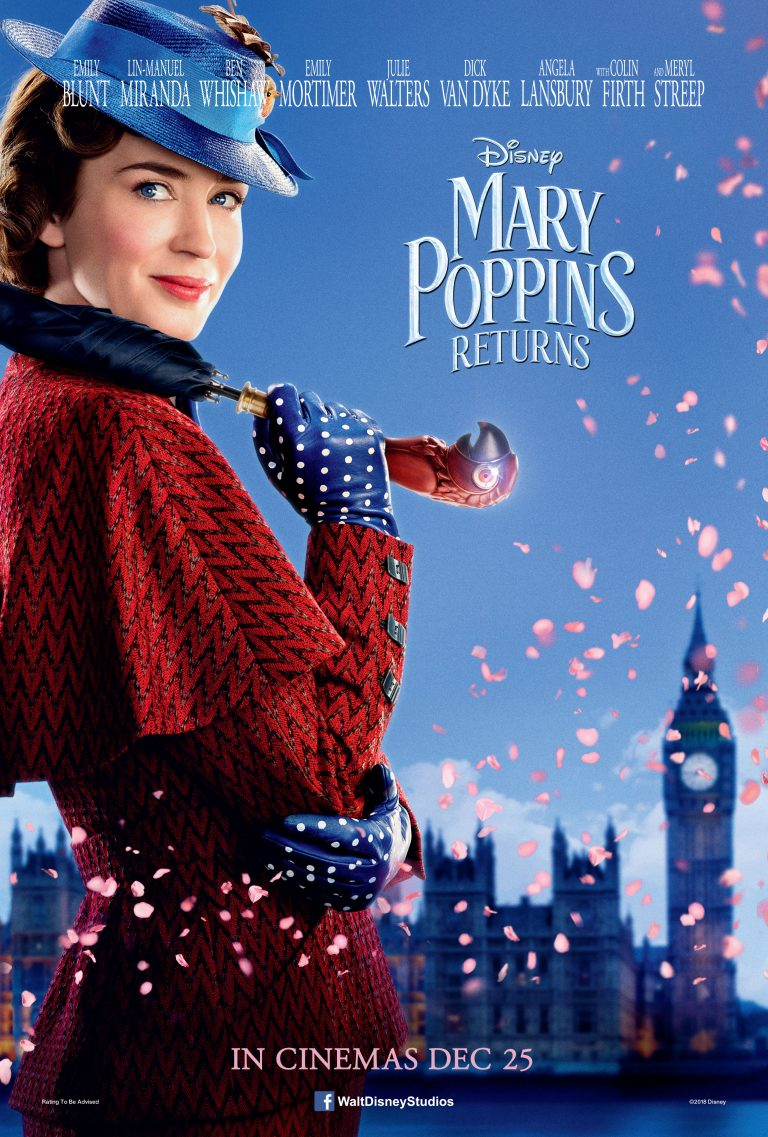 Mary Poppins Returns (2018) – Review