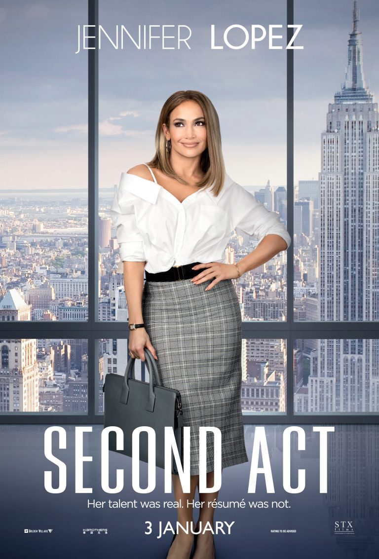 Second Act (2018) – Review
