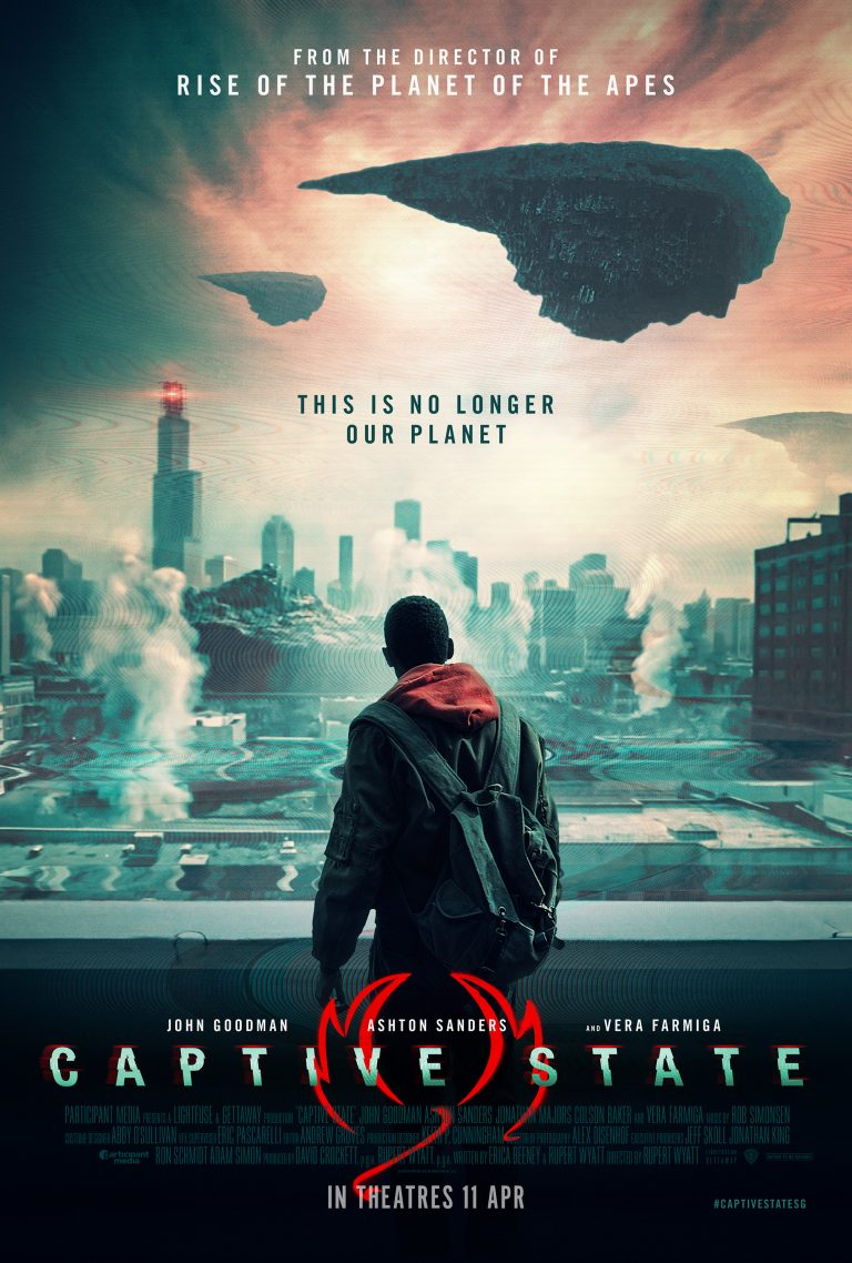 Captive State (2019) – Review