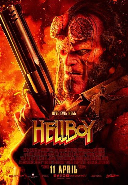 Hellboy (2019) – Review