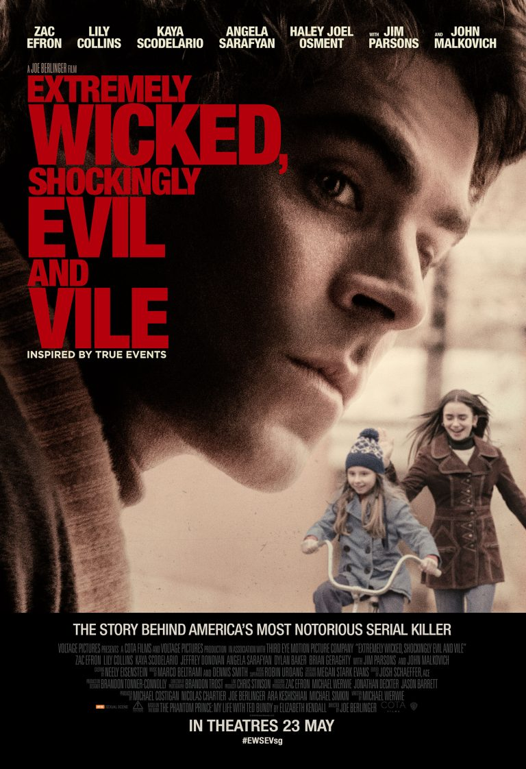 Extremely Wicked, Shockingly Evil, And Vile (2019) – Review