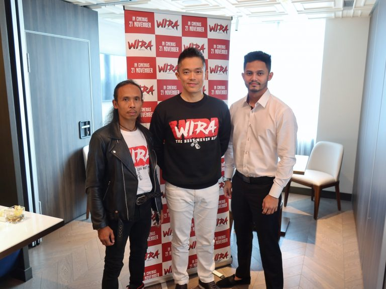 Wira the Champions: the director and stars of Wira talk making the Malaysian action movie