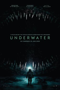 Underwater (2020) – Review