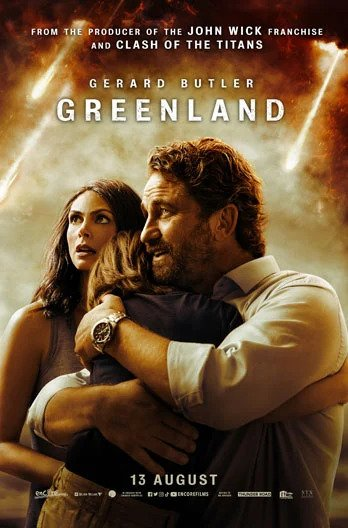 Greenland (2020) – Review