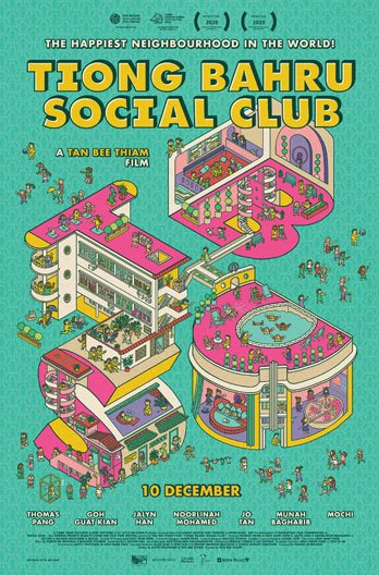 Tiong Bahru Social Club (2020) – Review