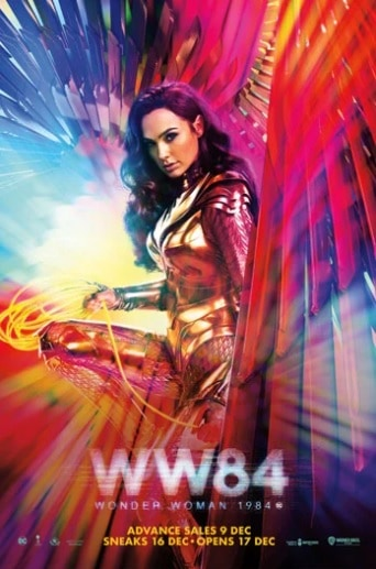 Wonder Woman 1984 (2020) – Review