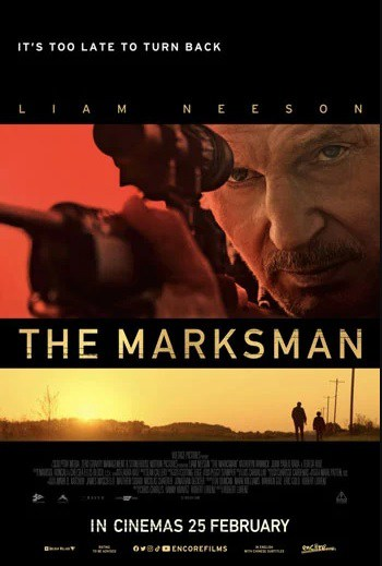 The Marksman (2021) – Review
