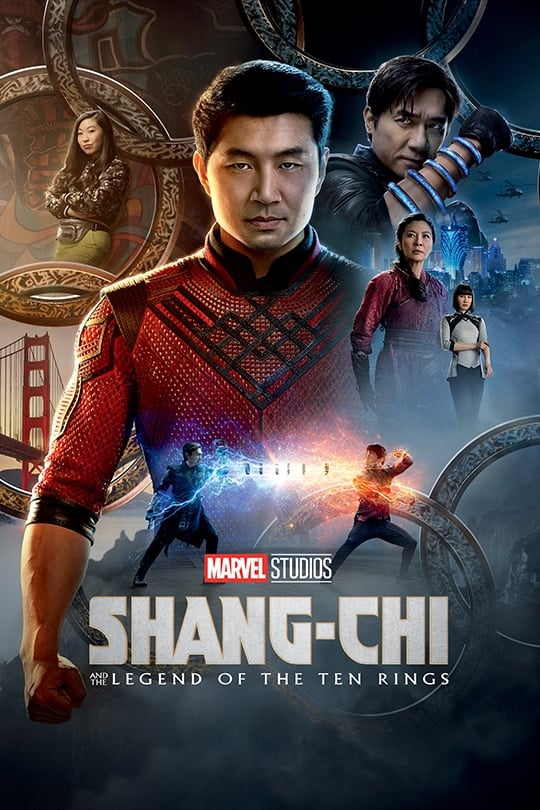 Shang-Chi and the Legend of the Ten Rings (2021)- Review